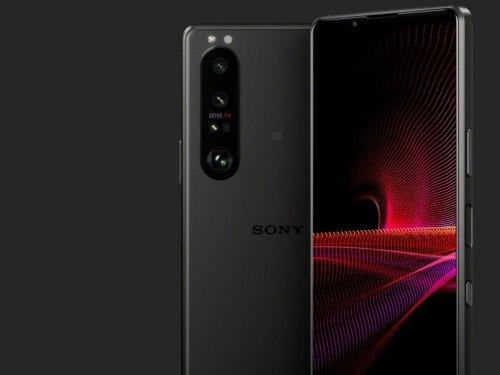 New Sony Xperia 1 III touts 4K 120Hz OLED display, variable telephoto lens
