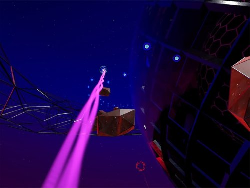 Straylight's web-slinging mechanics are a great fit for VR