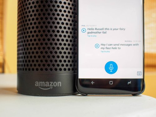How to send a voice message with Amazon Alexa