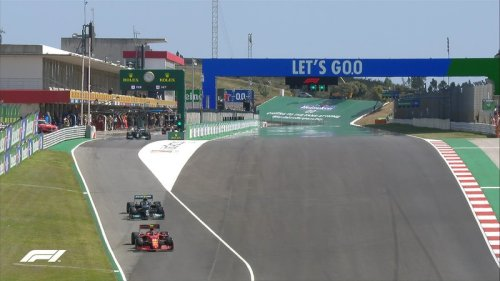 How to watch Formula 1's Portuguese Grand Prix online