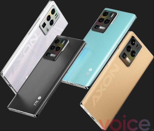 ZTE's Axon 30 Ultra looks to take on Samsung, Xiaomi, and OnePlus