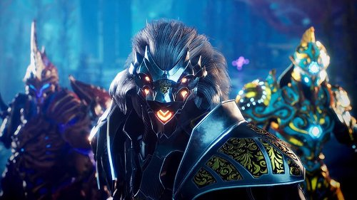 New Godfall trailer shows PS5 gameplay and a boss fight