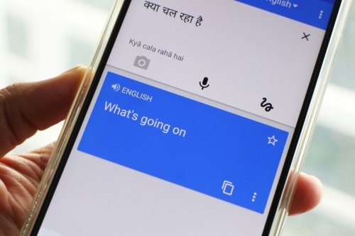 Save your Google Translate transcripts by following these steps