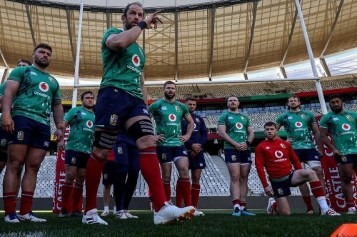 How to watch the Lions' first Test in South Africa online from anywhere
