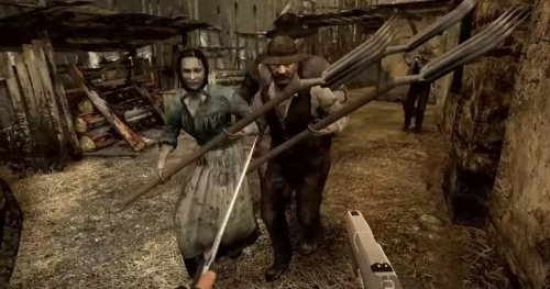 Capcom is remaking Resident Evil 4 in VR on the Oculus Quest 2