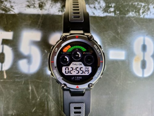 Review: The Amazfit T-Rex Pro is so close to perfection, yet so far away