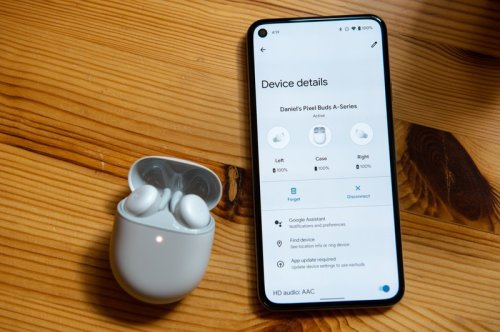 Google is offering some Pixel Buds A-Series owners $10 store credit
