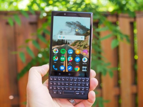 Poll: Are you interested in a new 5G BlackBerry smartphone?