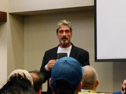 John McAfee on Android security in 2015: Google must 'go home and fix it'