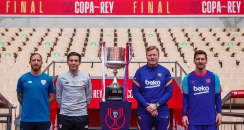 How to watch Athletic Bilbao vs Barcelona: Stream the Copa del Rey final