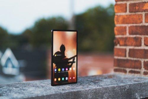 Samsung's Galaxy Tab S7 Lite leaks show off sleek design, S Pen