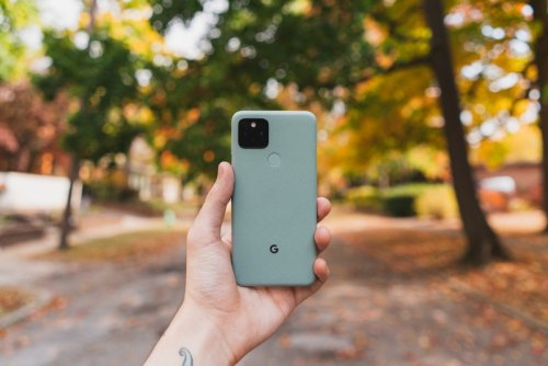 Your Pixel 5 just got a lot faster thanks to the April security update