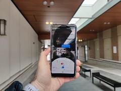 Discover google maps live