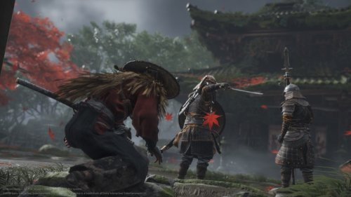 Ghost of Tsushima gets stunning cinematic trailer and release window