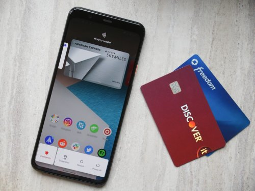 Google Pay is giving American Express cards the boot for no apparent reason
