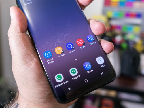 Protect your personal photos and files on your Samsung Galaxy phone