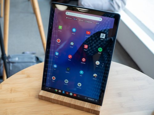 It's time for Google to invest in a high-end Chrome OS tablet