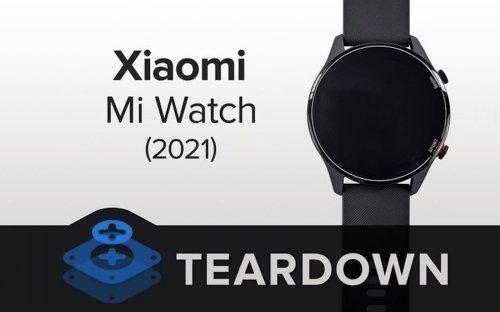 Mi Watch 2021 Teardown by IFixit reveals what's inside