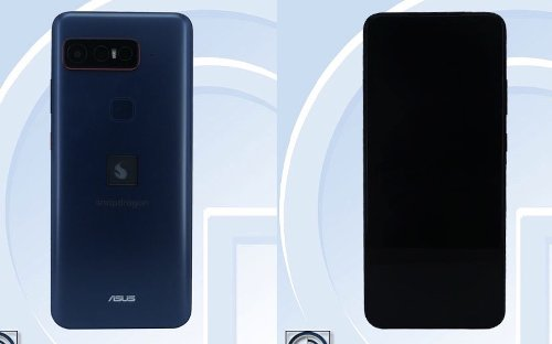 ASUS phone with Qualcomm Snapdragon chipset sighted on TENAA