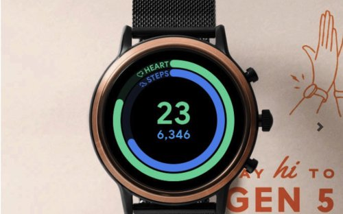 Fossil Gen 5 Wear OS H-MR2 update is still causing problems