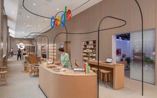 Google Store NYC opening its doors very soon