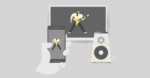 Trasmettere Schermo Android su TV