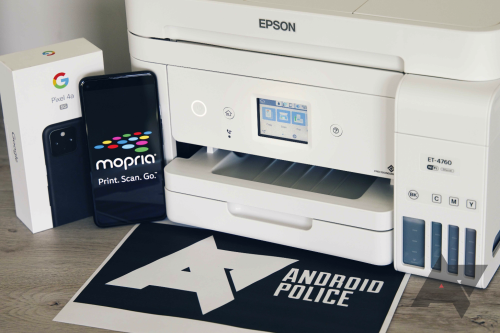 Turn your phone into a mobile printing powerhouse with this universal app