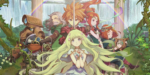 Square Enix's Adventures Of Mana (A Remake Of Final Fantasy Adventure) Lands In The Play Store For $14