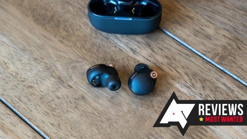 Sony WF-1000XM4 review: The best true wireless earbuds money can buy