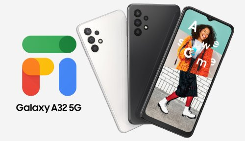 The Galaxy A32 5G is the cheapest Samsung phone on Google Fi, but not the one you should get right now