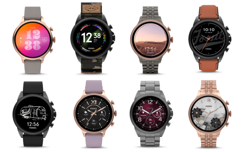 You can now buy Fossil's Gen 6 watches running the Wear OS version you don't want
