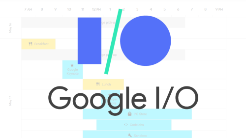 Here are the seven Google I/O events you'll want to watch