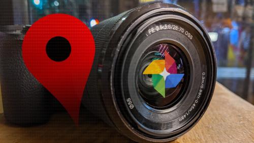How to hack a GPS into your DSLR camera using Google Photos