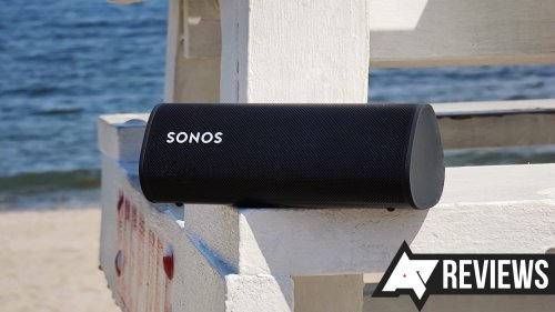 Sonos Roam review: Out of the study, onto the beach