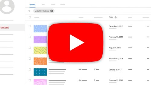 YouTube is about to make all of your old unlisted videos private, but there's a workaround