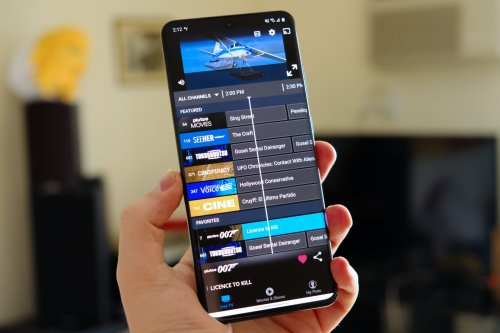 This app has tons of free live TV and movies streaming 24/7