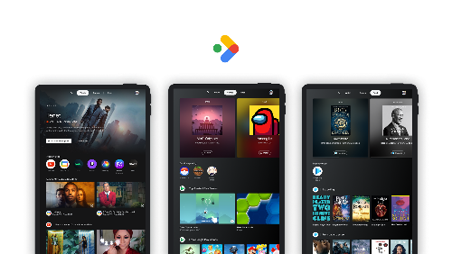 Google thinks its new entertainment hub will make Android tablets suck less