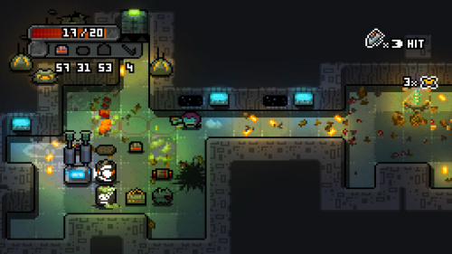 OrangePixel's Space Grunts Is A Roguelike Turn-Based Shooter, And It's 50% Off For The Launch