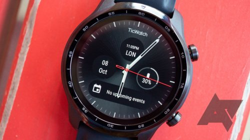 TicWatch 3 Pro just keeps getting better, still probably the only Wear OS watch to buy