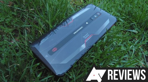 You probably didn't even know you wanted a gaming phone, but this one is worth a second look