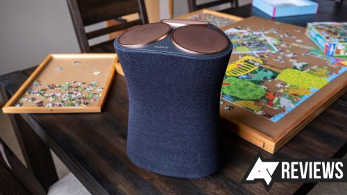 Sony's RA5000 is an amazing speaker with one predictable flaw