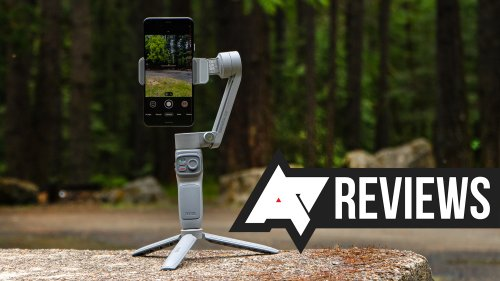 This Zhiyun smartphone gimbal may be the best gadget to level up your TikTok and Instagram Reels