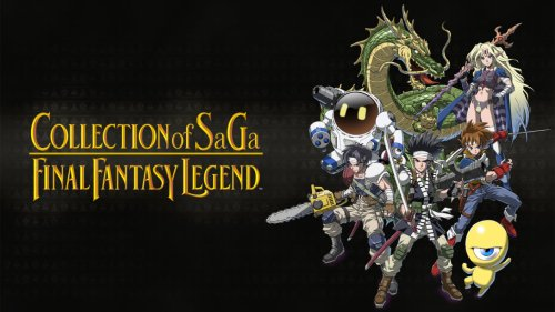 Square Enix just launched a collection of Final Fantasy titles on Android