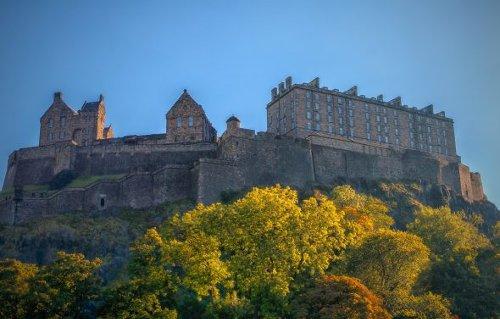 Ten Interesting Facts about Edinburgh Castle