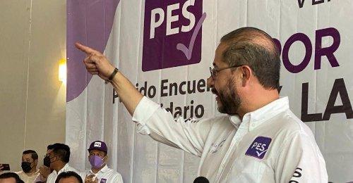 PES da candidatura a exmando militar denunciado por presunto huachicol