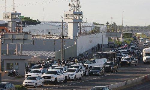 Riña en penal de Tabasco deja 6 muertos y 9 lesionados