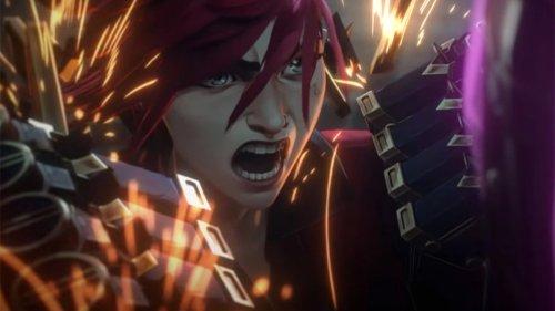 League of Legends Arcane - clip inedita e incontro con gli autori