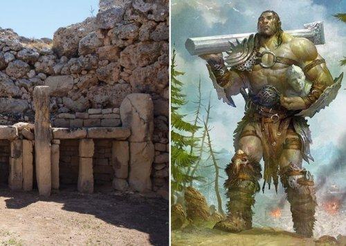 The Ġgantija Temples: Ancient Island of the Giants