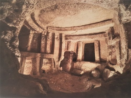 Mysterious Disappearance of 30 Children Inside The Hal Saflieni Hypogeum