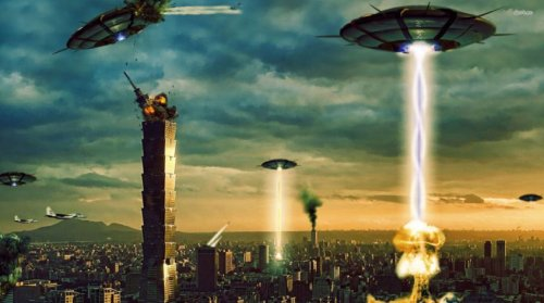 Aliens and UFOs could spark World War III, warns ex-US military chief